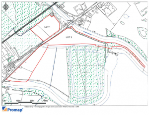 Frosham Land Plan
